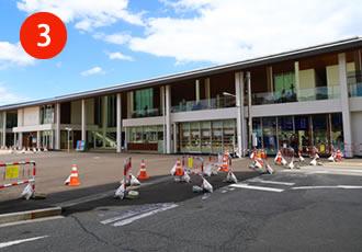 Miyajimaguchi Passenger Terminal Building